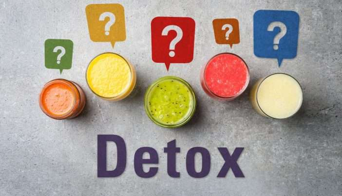 Pentingnya Mengeluarkan Racun Dalam Tubuh dengan Detox