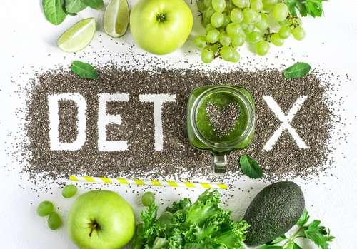 Simak Daftar Bahan-Bahan Alami untuk Detox