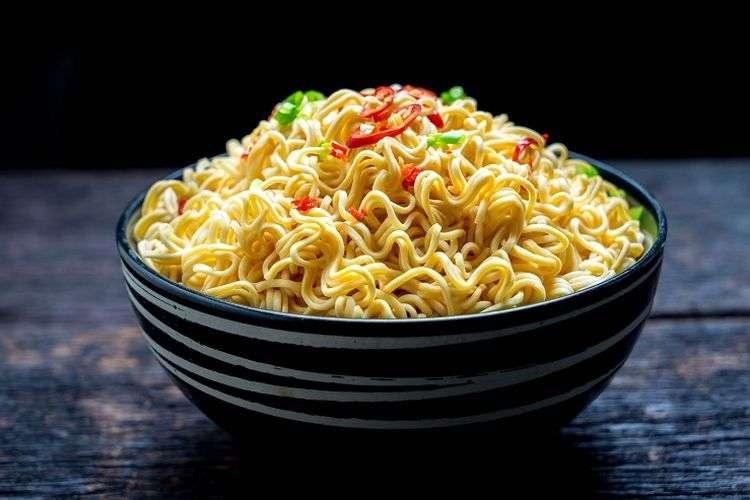 4 Makanan Alternatif Pengganti Mie Instan
