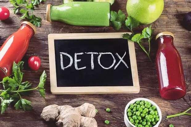 Pentingnya Peran Detox untuk Kesehatan